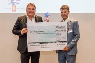 13.06.2018, Berlin. Verleihung des Werner-Bonhoff-Preises 2018 in der Landesvertretung Sachsen.