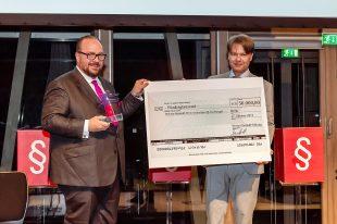 17.10.2018, Berlin. Verleihung des Werner-Bonhoff-Preises 2019 in der Landesvertretung NRW.